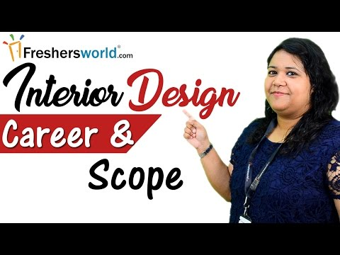 Interior Designing – Careers and Opportunities, Top Interior designing Institutes, Fee structures