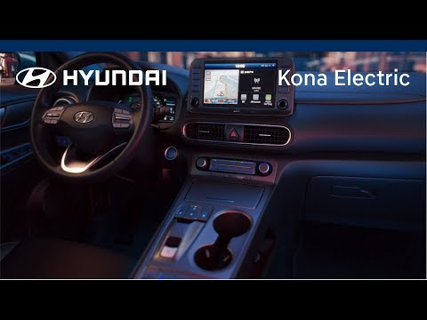 All-New Hyundai Kona Electric – Interior Design