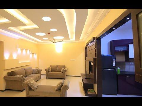 Akshay's Home | Interior Design | Salarpuria Greenage Apartment | Bangalore