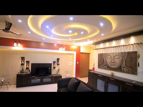 Sandeep Rao's House | Interior Design | Salarpuria Senorita Apartments | Bangalore