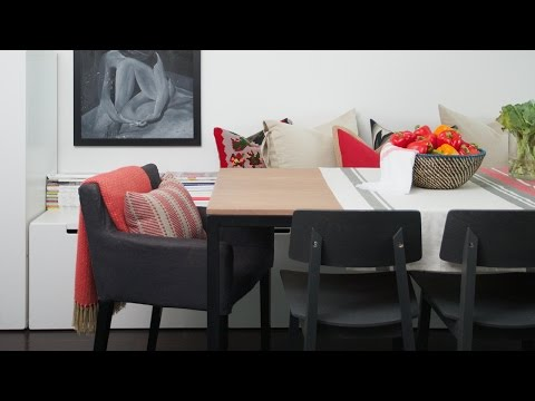 Interior Design – How To Live Large In A Small Condo