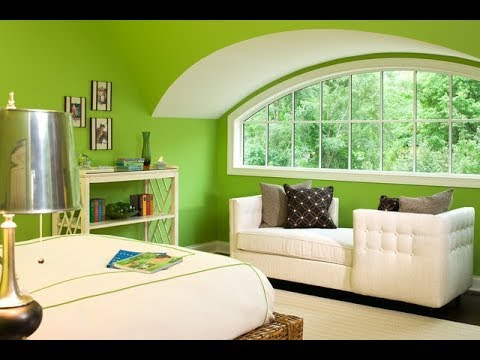 Green Living Rooms ! Green room interior design ideas