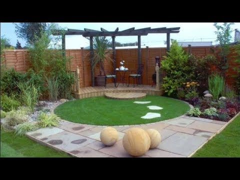 🔴 Ideas For Garden and Backyard. ❗️ Small Space in Landscape Design. Part 6