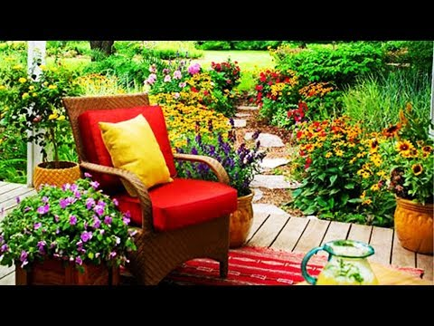 100+ Clever Ways To Decorate Your Dream Backyard | Creative Landscape Ideas