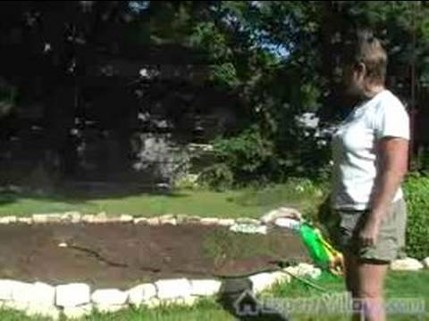 Landscaping Ideas for a Beautiful Yard : How to Make a Flower Bed