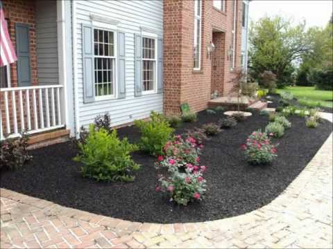 Front yard landscape ideas – Ryan's Landscaping – 717-632-4074 – Hanover, Pa 17331