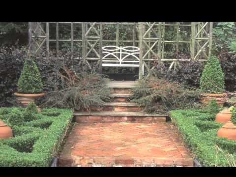 Landscaping Ideas : Garden Bench