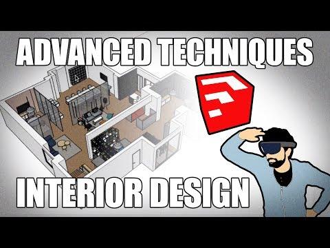 Interior Design Advanced Techniques