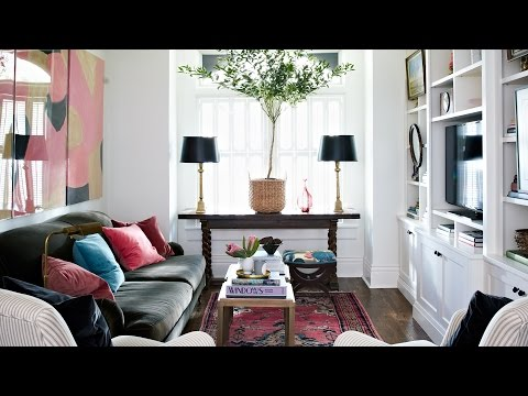 Interior Design — How To Cosy Up A Small Living-Dining Room