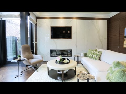 Interior Design – A Contemporary Home With Secret Rooms & Hidden Storage