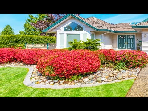 Stunning Best Front Yard Landscaping Ideas 2018
