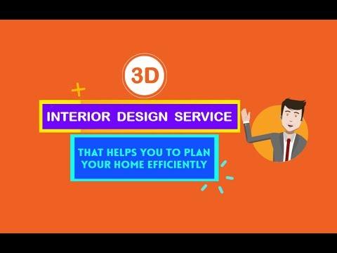 """CivilLane – """"3D Interior Design Service"""""""