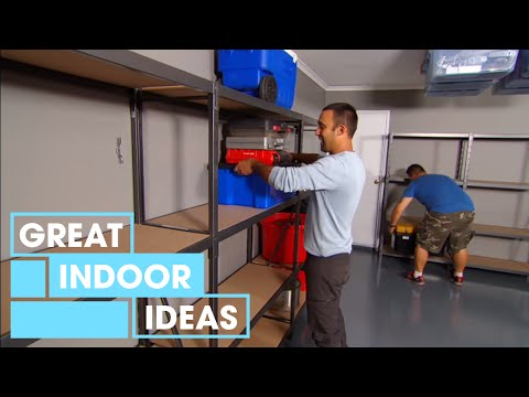 How To Declutter Your Garage | Indoor | Great Home Ideas
