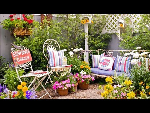 Vintage Garden Decor Ideas That You Need To Try | Garden Landscaping Ideas