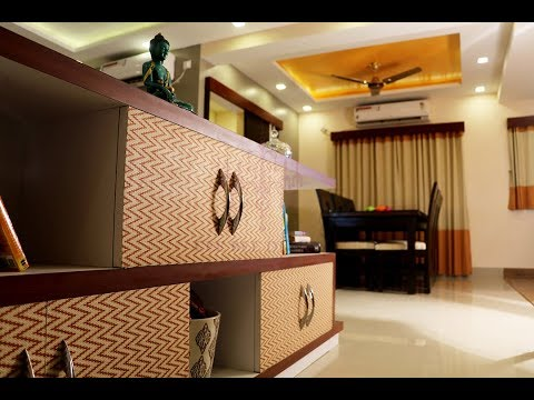 3 BHK Apartment Interior Design – Cee Bee Design Studio – interior designer kolkata