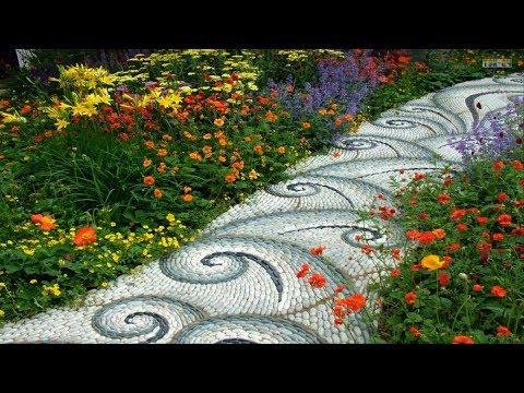 House and Garden – Beautiful Garden Walkway Design Ideas