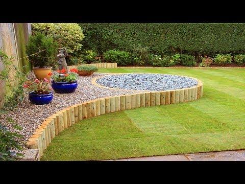 Awesome Small modern garden design | Backyard Garden Design Ideas