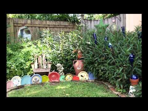 Amazing creative garden edging ideas