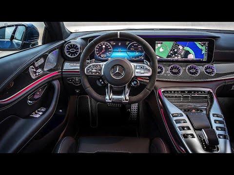 2019 Mercedes AMG GT 63S 4-Door Coupé – Interior Design, Exterior Design & Drive