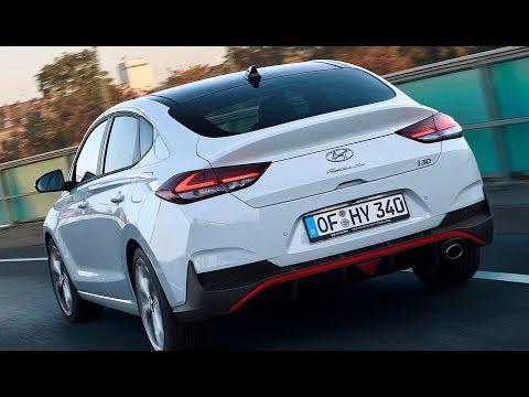 2019 Hyundai i30 Fastback N Line – Design, Interior and Drive