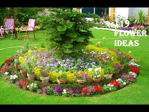 118 Flower Design ideas for Garden and House Decoration 2018 | Flower Landscaping Ideas #4