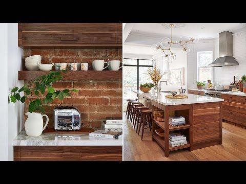Interior Design – A Modern-Meets-Vintage Kitchen