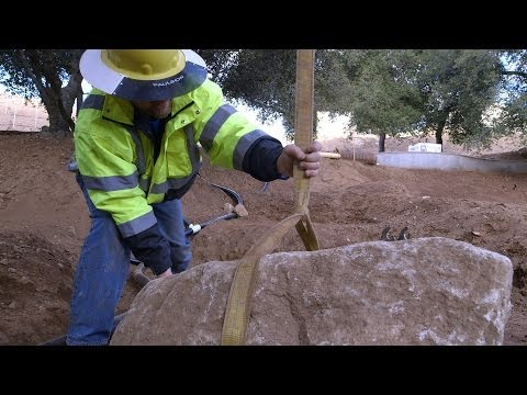 How to make a Waterfall – Landscaping Ideas – Part 3