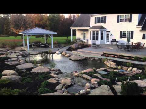 Landscaping Ideas & Pond Renovation In Rochester NY