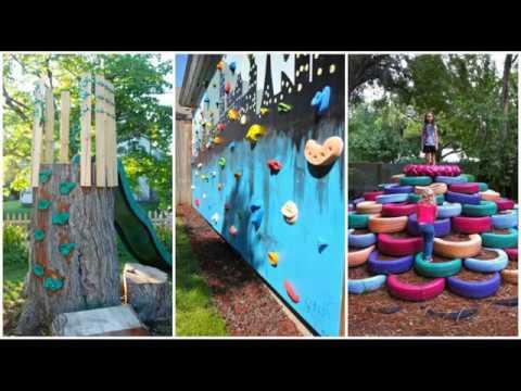 Top 40 FUN Backyard Garden Landscaping Ideas Tour 2018 | Easy DIY Pond Patio Pool Design On a Budget