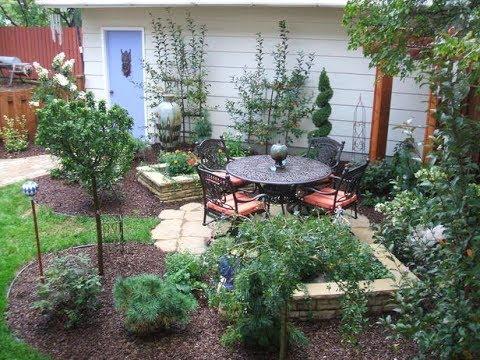 Small Comfortable Garden Design Ideas – Unique Courtyard Gardening Ideas