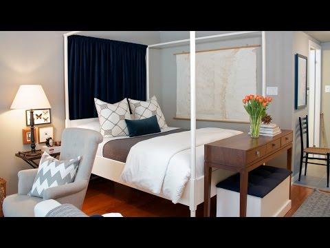 Interior Design — Tips & Tricks For Decorating A Small Studio Apartment