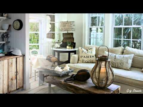 Shabby Chic Interior Decorating and Design Ideas