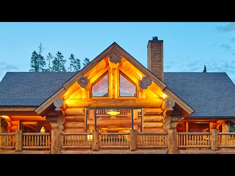 Luxury Log Homes | Interior Design