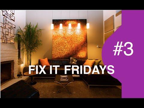 Interior Design | Modern Makeover Small Condo | Fix It Fridays 3