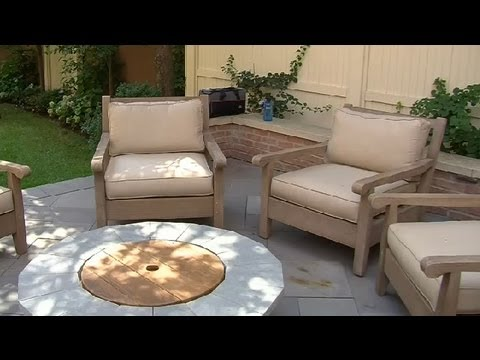 Landscaping Ideas for Courtyards : Landscaping Ideas