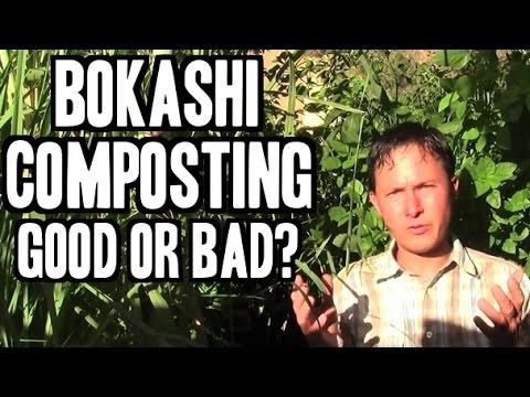 Is Bokashi Composting Good or Bad & More Organic Gardening Q&A