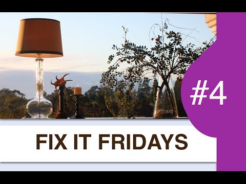 Interior Design | Put a Pool Table in Your Living Room | Fix It Fridays 4