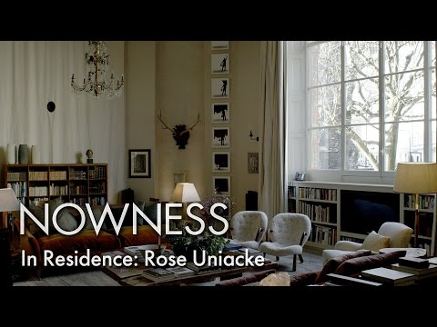 In Residence: Rose Uniacke – inside the interior designers London home