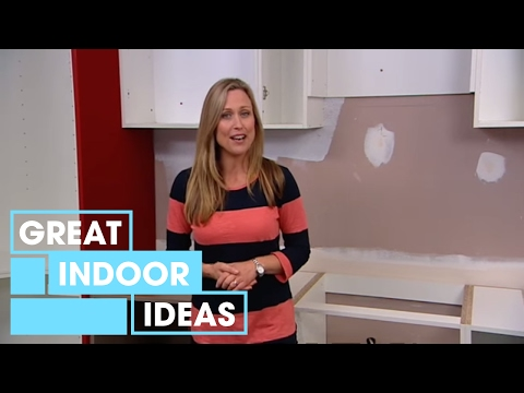 Colourful Kitchen Makeover: Part 1 | Indoor | Great Home Ideas