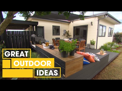 Build An Amazing Entertaining Area | Outdoor | Great Home Ideas