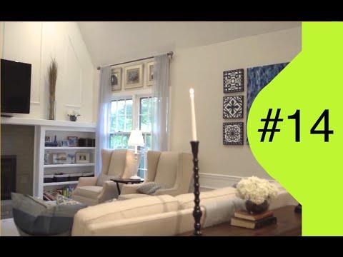 Interior Design | Family Room Makeover | #14 Reality Show