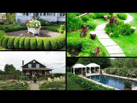 40 Creative House Landscaping Ideas |LANDSCAPING IDEAS | Garden Design For Small Gardens-Landscape
