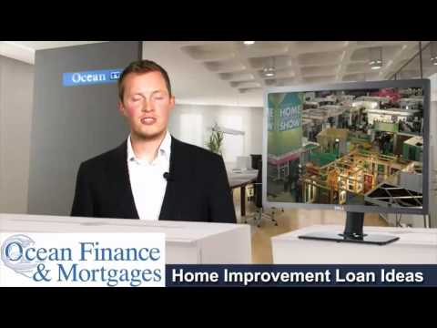 Home Improvement Loan Ideas