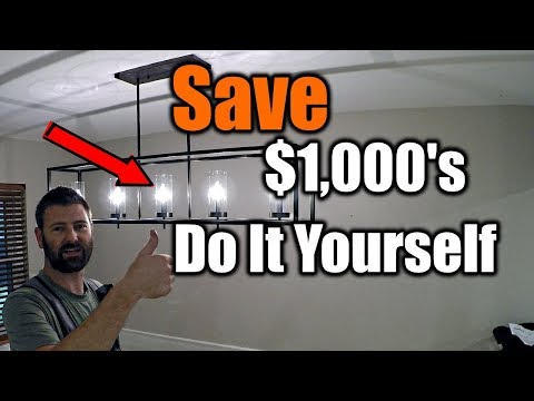 How Much Money Can You Save With DIY Home Improvement