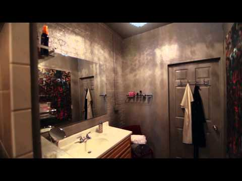 Bathroom renovation thats fast, cheap and easy — Its Got Potential Video