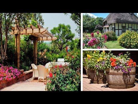 50+Stunning Cottage Style Garden Ideas to Create the Perfect Getaway Spot | garden ideas