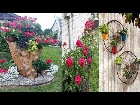 50+Stunning Spring Garden Ideas for Front Yard and Backyard Landscaping   garden ideas