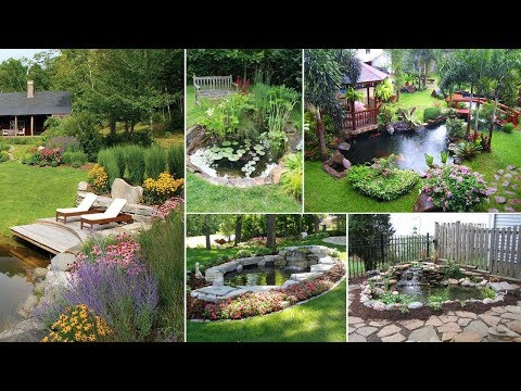80 The Best Garden Pond Landscaping Ideas You Must Have | John Ideas