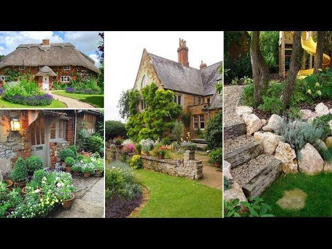 95 BEAUTIFUL FRONT YARD COTTAGE GARDEN LANDSCAPING IDEAS | John Ideas
