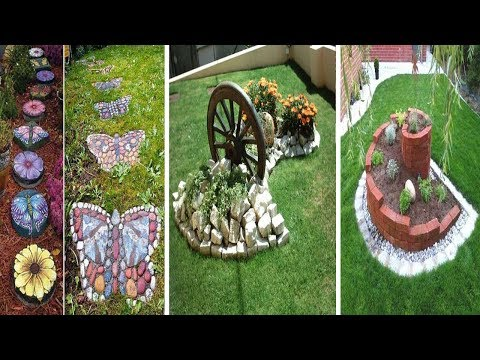 Easy Landscaping Tips to Create the Outdoor Space of Your Dreams | garden ideas